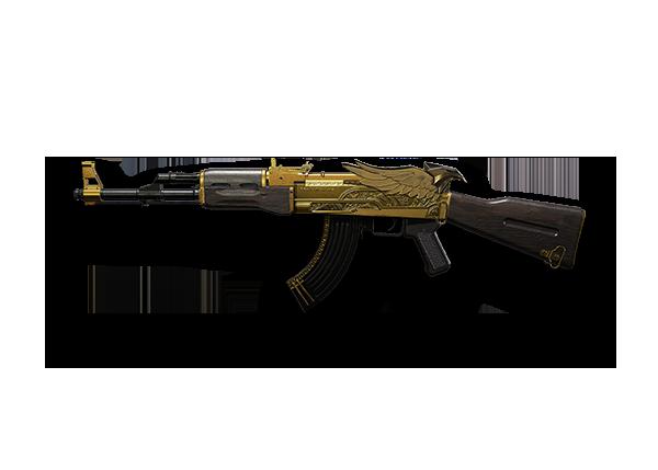 The Titan AK47